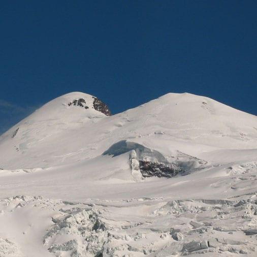 Картинка для восхождения на Казбек с северной стороны