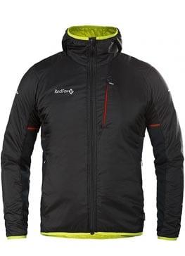 Куртка с добавлением синтетического утеплителя или пуха - второй утепляющий слой