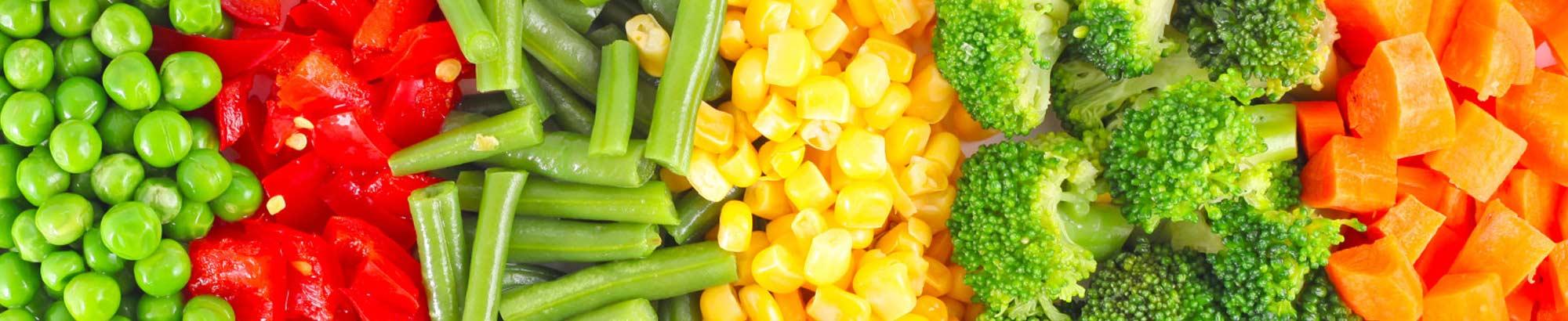 Употребления исключительно овощей и фруктов в горах