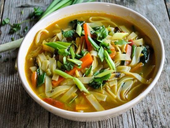 Тхукпа - один из самых распространенных супов на территории Непала