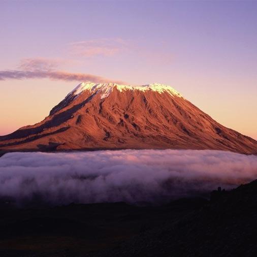 Картинка для восхождения на Килиманджаро