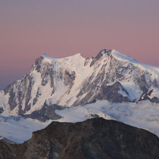 Картинка для восхождения на Монте-Роза