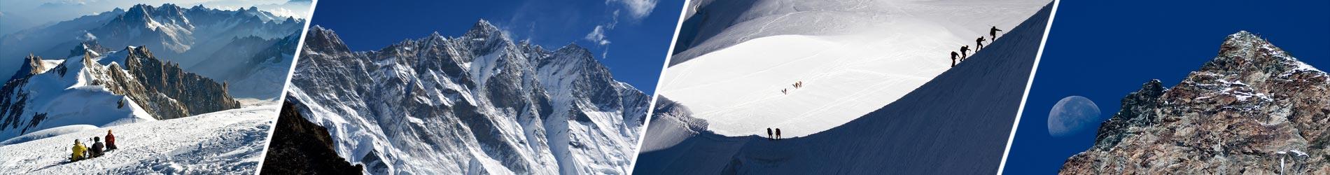 Альпинизм и восхождения в горах